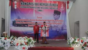 Sah, Imanuel Cahyadi Terpilih Jadi Ketua Umum GMNI Baru