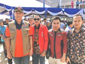 DPP GMNI Melaksankan Tanam Mangrove di Mauk Bersama Kapolri & TNI