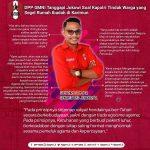DPP GMNI Tanggapi Jokowi Soal Kapolri Tindak Warga yang Segel Rumah Ibadah di Karimun