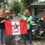 Memutuskan Mata Rantai Covid-19, DPP GMNI Berbagi Hand Sanitizer Kepada Masyarakat Kecil