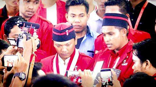 DPP GMNI Dukung Langkah Kemensos & PT Pos Dalam Pendistribusian Bansos