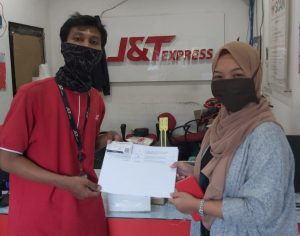 DPP GMNI Salurkan 25.000 Masker Untuk Indonesia